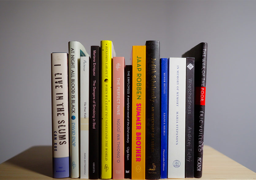 2021 Uluslararası Booker Ödülü Uzun Listesi Açıklandı
