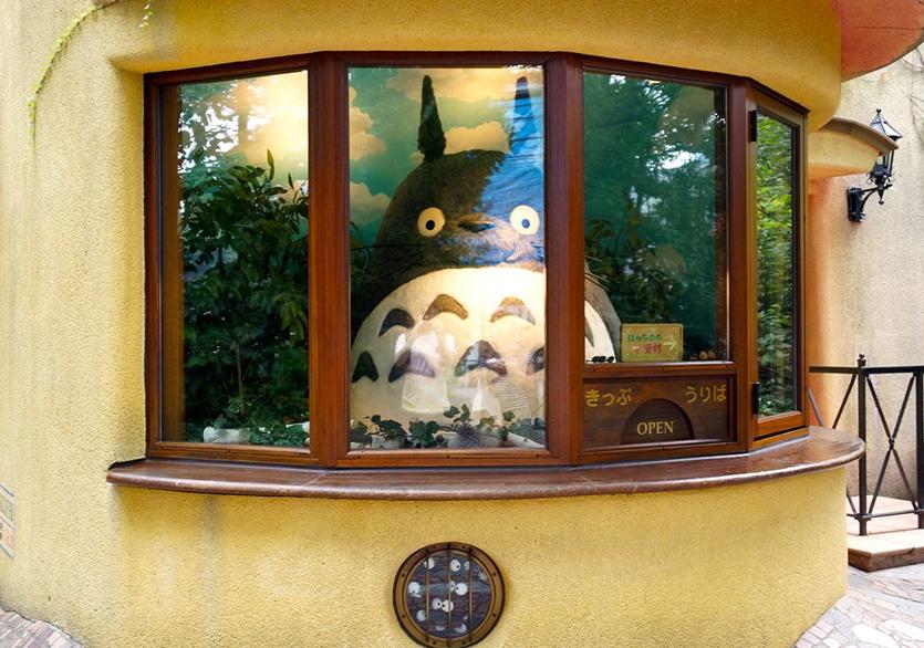 Ghibli Museum'u Sanal Turla Keşfetme İmkânı