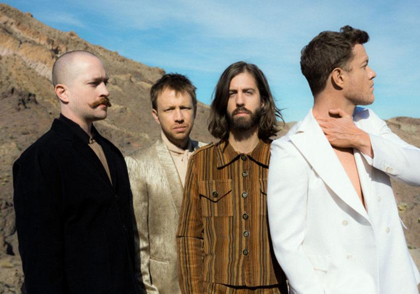 "Imagine Dragons'dan Yeni Albüm ""Mercury Act.1"""