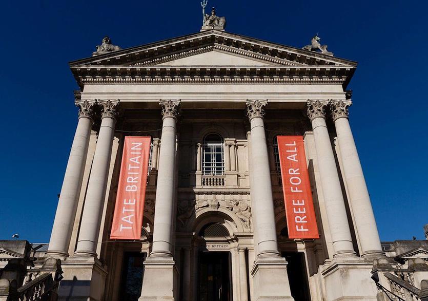 Tate Britain'den 10 Sanatçıya Burs