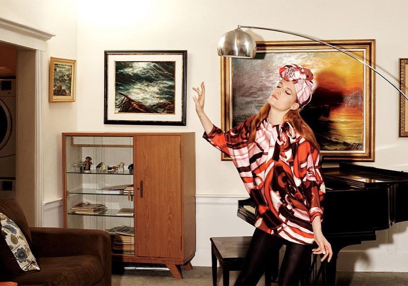 """Florence Welch """"The Great Gatsby"""" Müzikali İçin Beste Yapacak"""