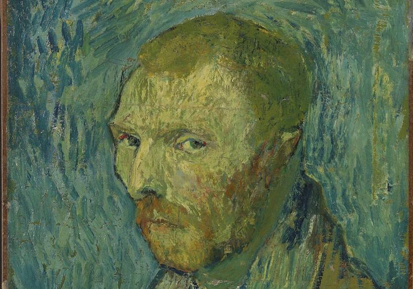 Bir Van Gogh Otoportresinin Özgünlüğü Daha Kanıtlandı