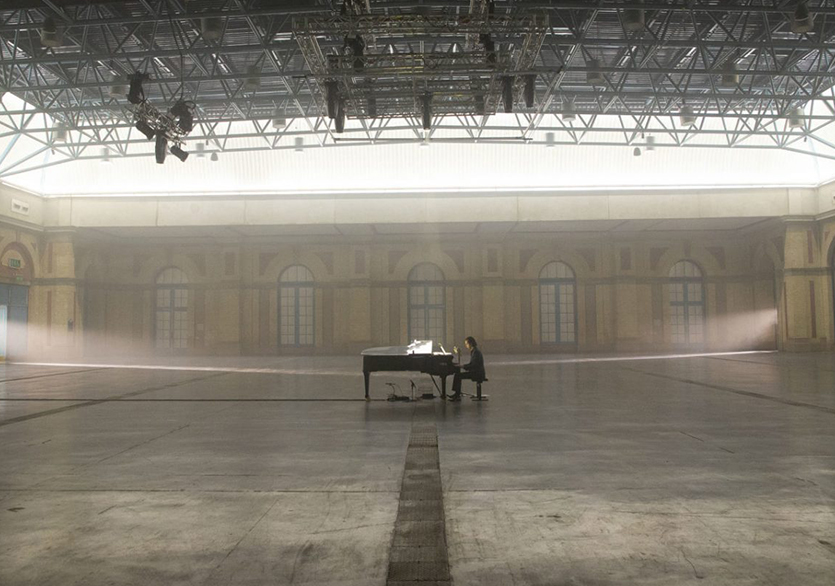 Nick Cave'den Yeni Solo Piyano Performansı