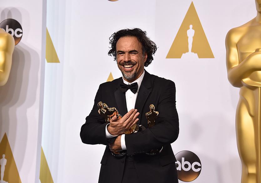 Alejandro González Iñárritu Yeni Filmi Çalışmalarını Sürdürüyor