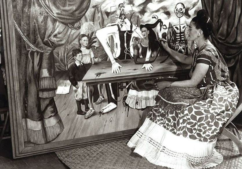 Frida Kahlo'nun Kayıp Tablosu Bulundu İddiası Reddedildi