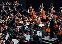 Türkiye Gençlik Filarmoni Orkestrası Müzikseverlerle Buluşuyor