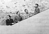 """Borusan Quartet'in """"Company"""" Adlı Albüm Çalışması"""