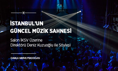 İstanbul'un Güncel Müzik Sahnesi: Salon İKSV
