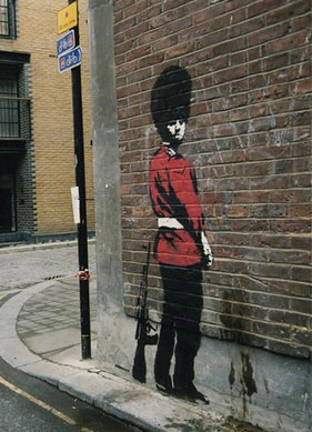 Banksy ve New York Sokakları: Better Out Than In