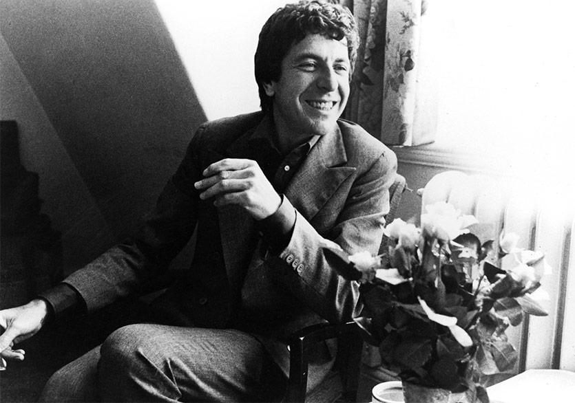 Leonard Cohen'i Anmak İçin Müzisyenler Bir Arada