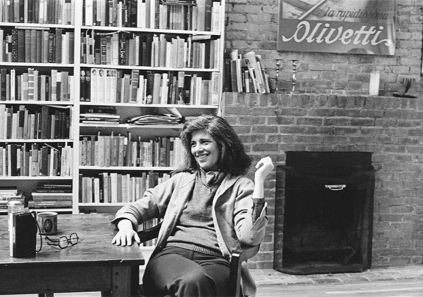 Sigrid Nunez'den Bir Susan Sontag Biyografisi: Daima Susan