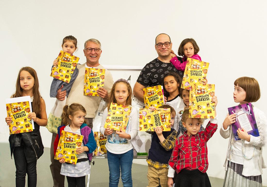 15. İstanbul Bienali'nin Çocuk Kitabı Yayımlandı!