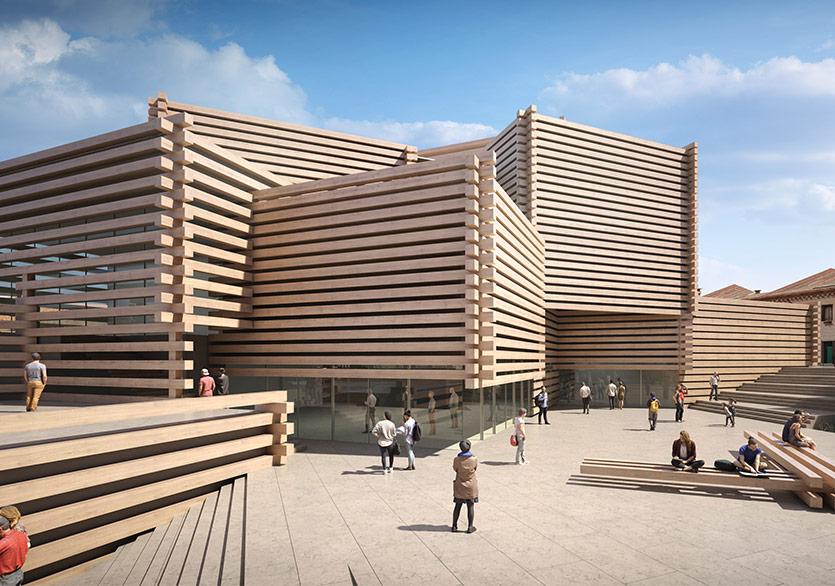 Odunpazarı Modern Müze (OMM) Haziran Ayında Açılıyor