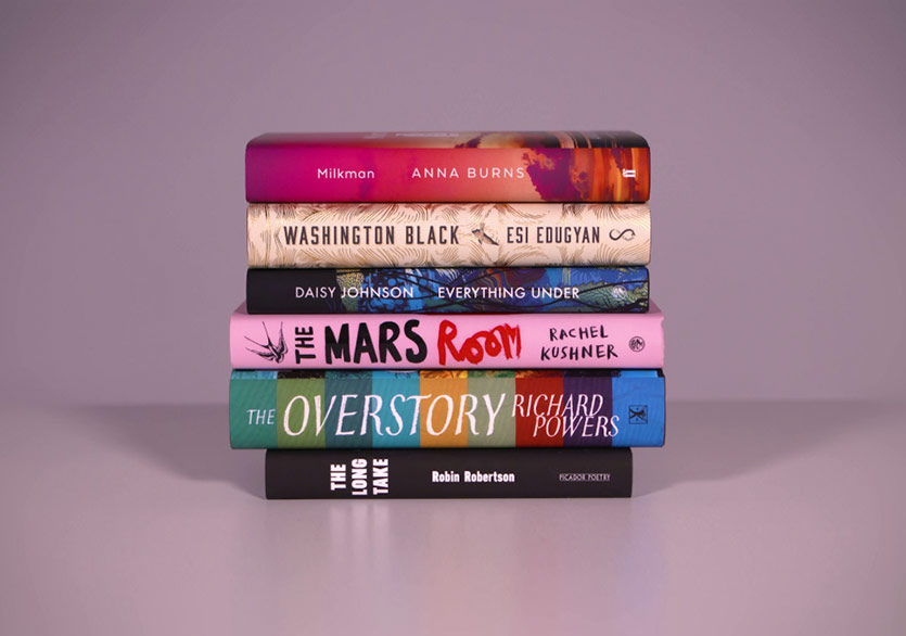 2018 Man Booker'ın Kısa Listesi Açıklandı!