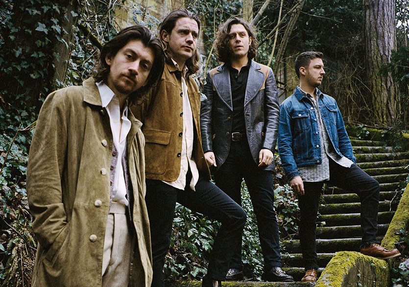 Arctic Monkeys'ten Yeni Klip!