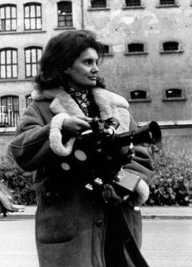 Norveç'te Film Okuluna Giden İlk Kadın: Anja Breien