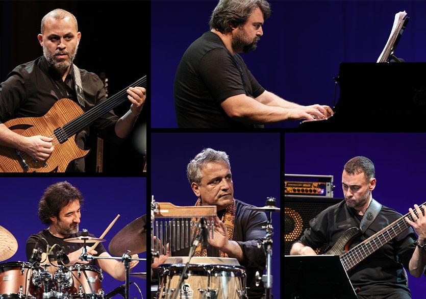 İş Sanat'ta Almagest Quintet Konseri