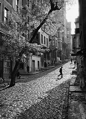 Ara Güler: İstanbul'un Hafızası