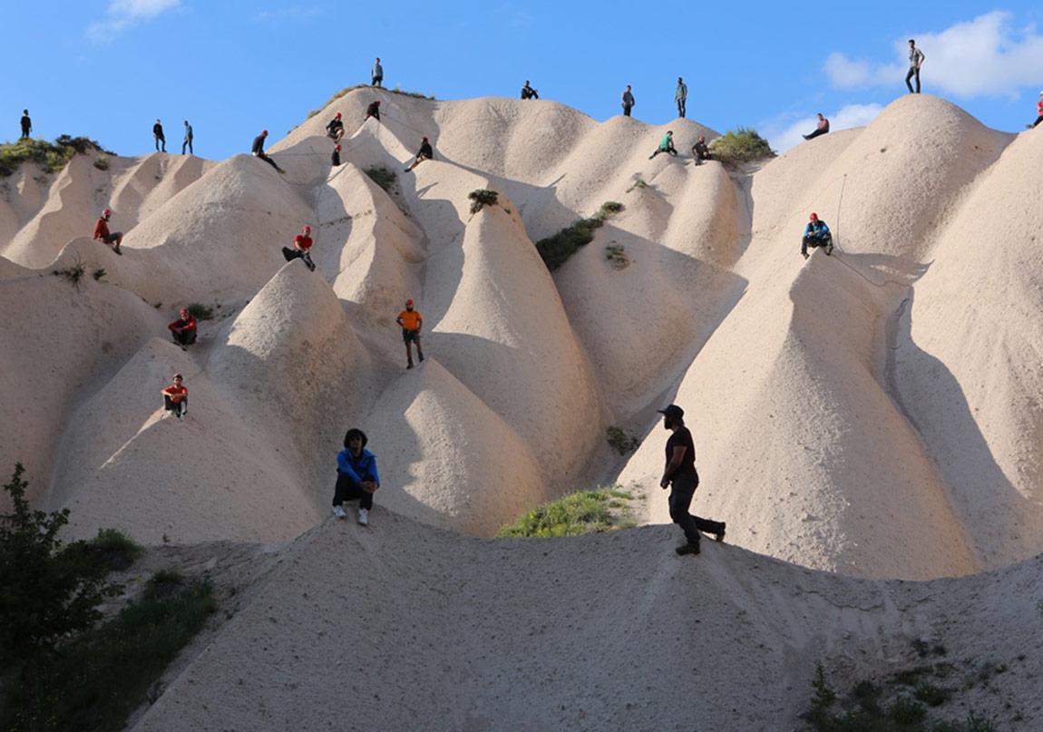 Maider Lopez'in Cappadox İşleri İspanya'da