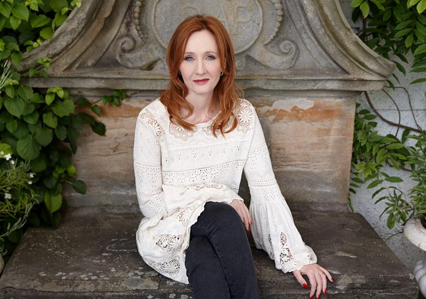 J.K. Rowling'ten Çocuklar İçin Yeni Bir Kitap