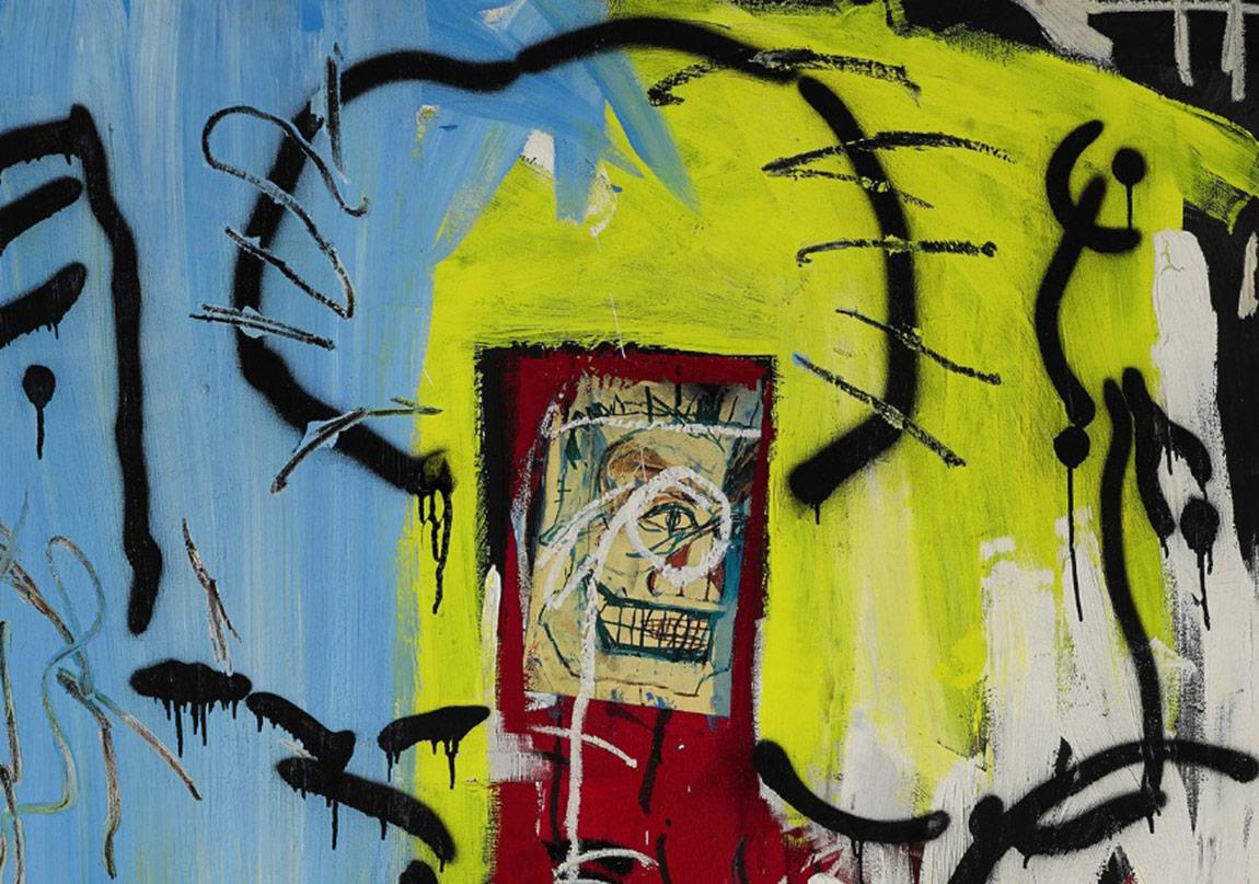 Sotheby's Basquiat'e Ait Kahraman Figürleri Satışa Çıkarıyor