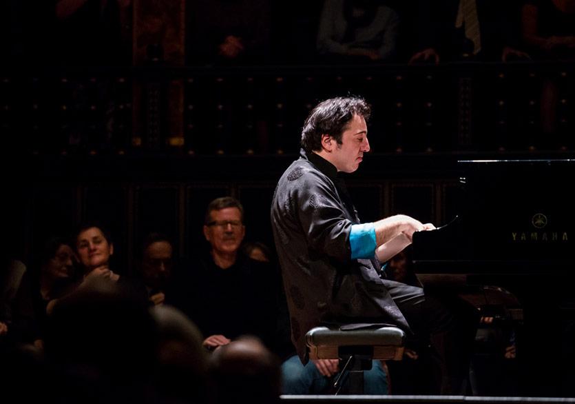 Fazıl Say ve Rusya Devlet Akademi Senfoni Orkestrası Bodrum'da