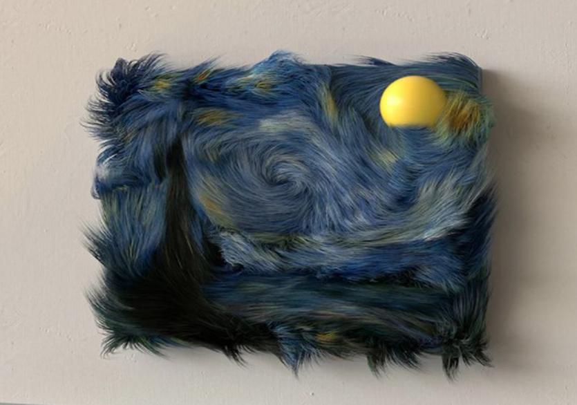 Dijital Sanatçı Murat Yıldırım Ünlü Tabloları Yeniden Yorumluyor