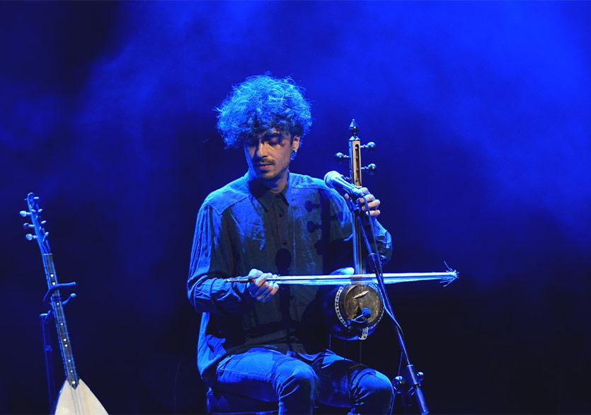 Mark Eliyahu'dan Özel Bir Çevrim İçi Konser