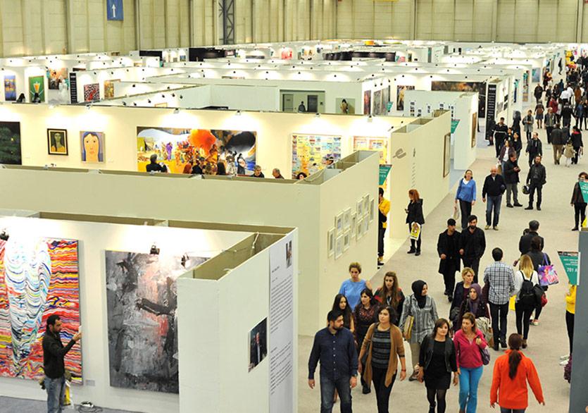 28. İstanbul Sanat Fuarı Hazırlıkları Başladı