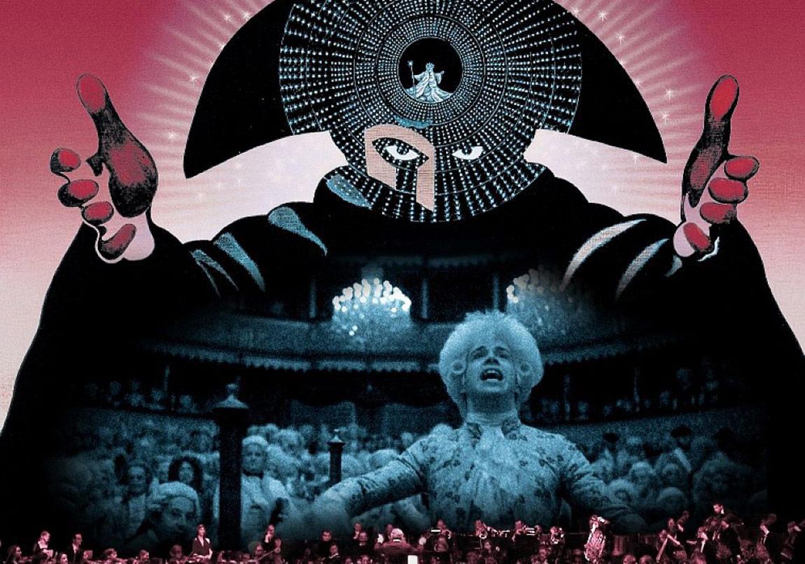 Amadeus Filminin Müzikleri Sahnede!