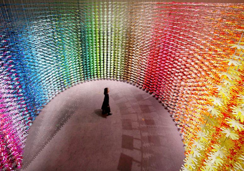 Renklerin Dansı