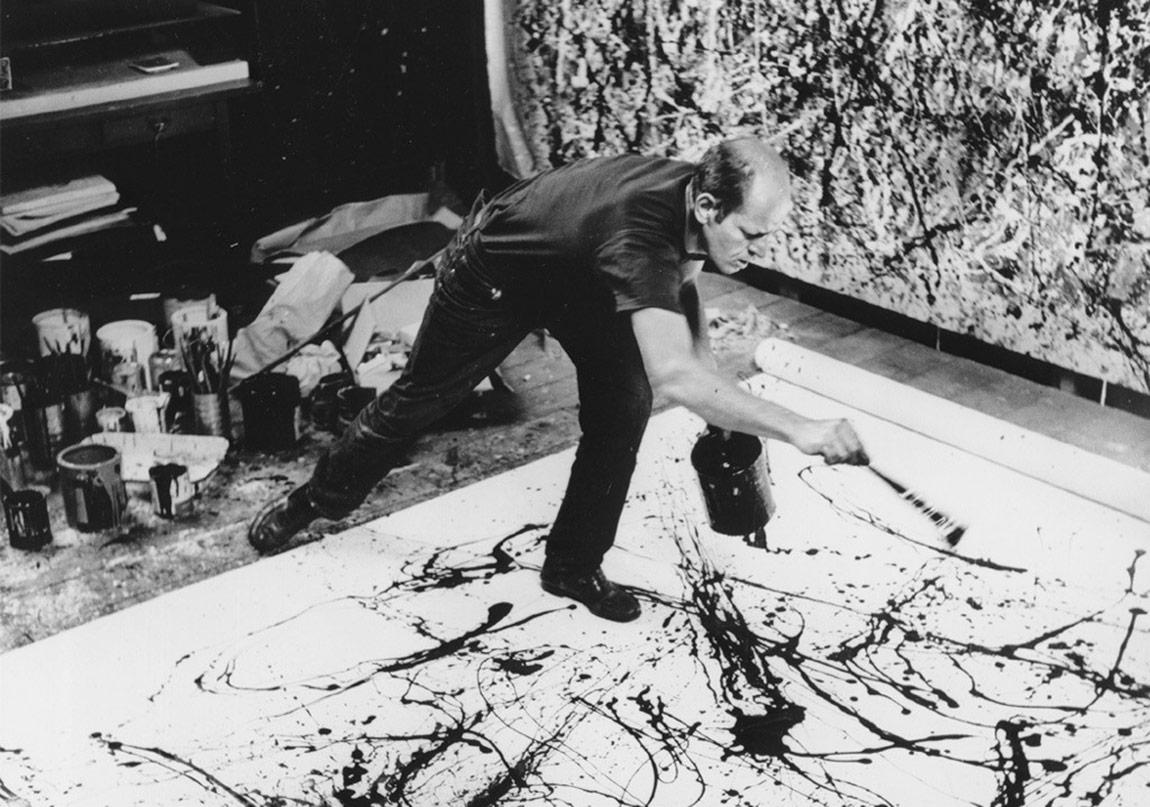 Tuhaf Bir Yaratıcı: İşte Pollock!