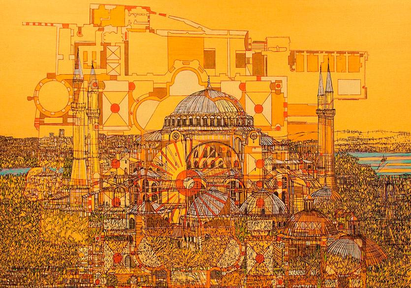Gama Sanat Galerisi ArtAnkara Uluslararası Çağdaş Sanat Fuarı'nda