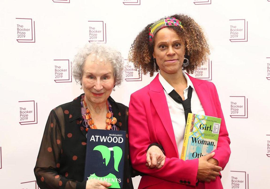 2019 Booker Ödülü Margaret Atwood ve Bernardine Evaristo'nun Oldu