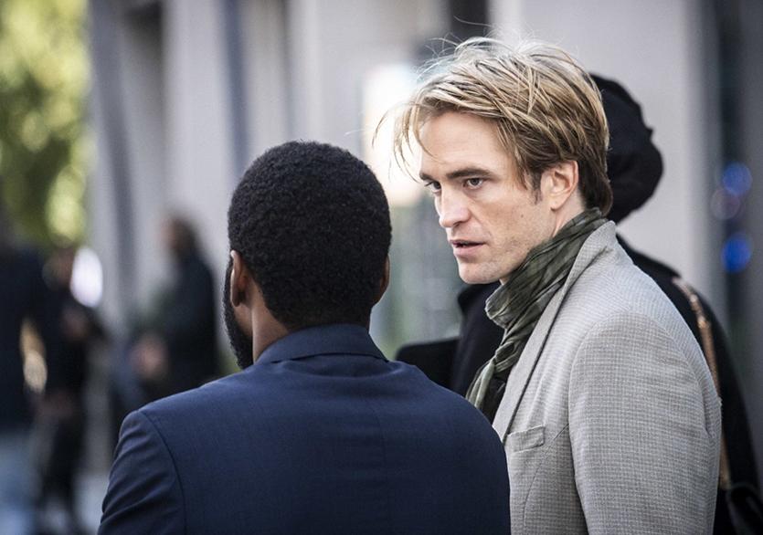 Christopher Nolan'ın Yeni Filmi Tenet'ten Yeni Fragman