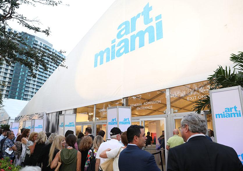 Art Miami Kapılarını Açmaya Hazırlanıyor