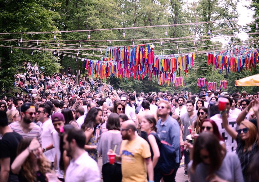 Chill-Out Festival Istanbul 2018 Başlıyor!