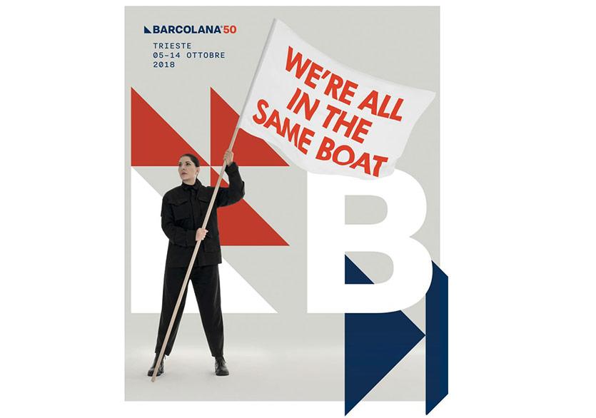 Marina Abramovic'in Posteri İtalyanları Kızdırdı