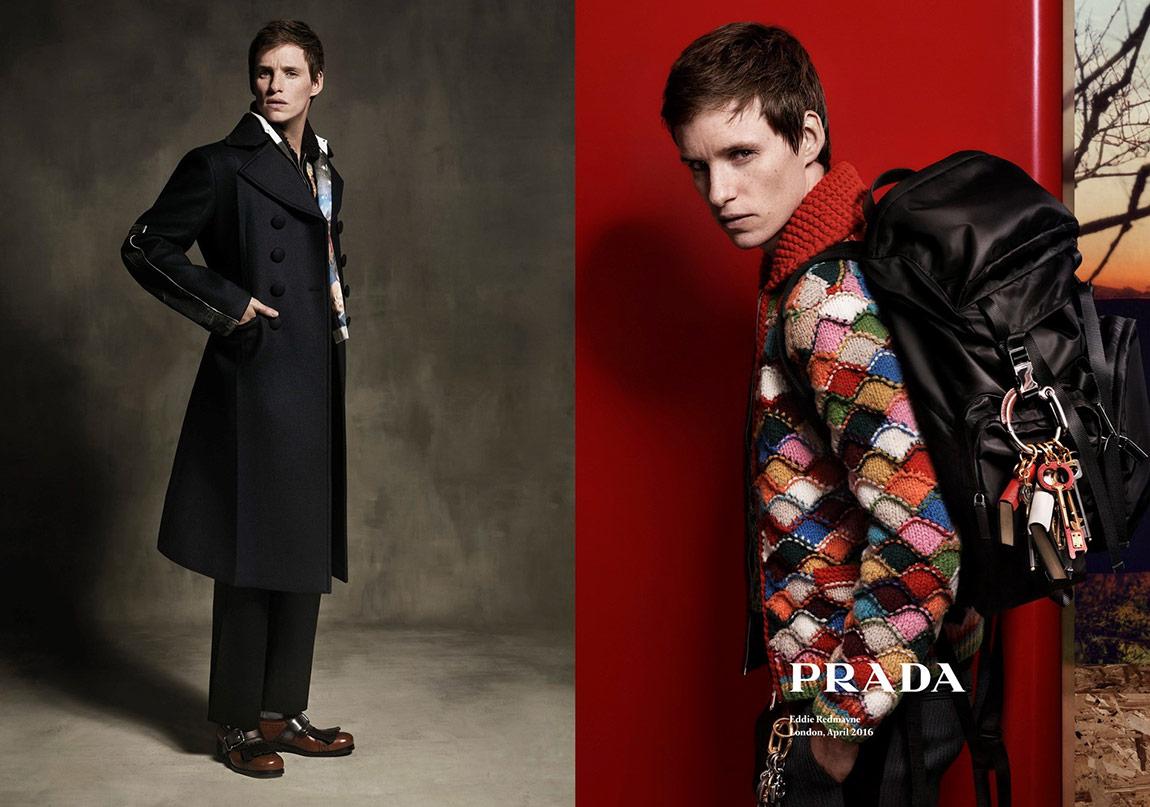 Prada'nın Oscar'lık Manevrası: Eddie Redmayne