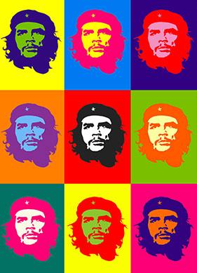 Warhol'un Che'si, Che'nin Warhol'u Olur Mu?