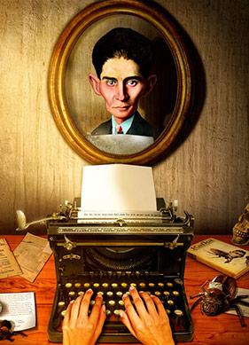 Eşikte Kalmiş Bir Yazar Olarak Kafka