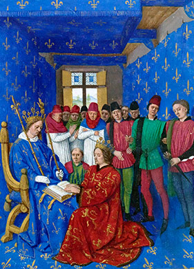 Yakışıklı Philippe'in Kanlı Krallığı