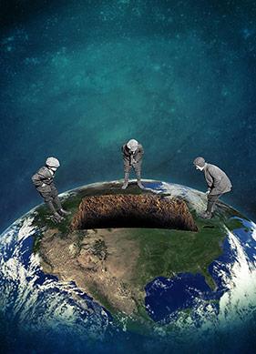 Uzayın Derinliklerine Tek Kişilik Firar