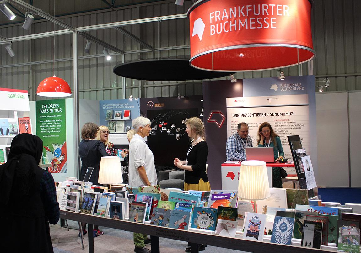 Kitap Fuarının Onur Konuğu Almanya