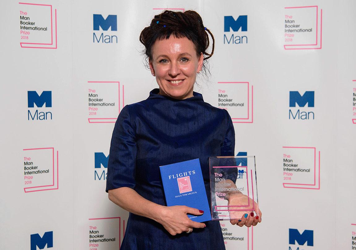 2018 Uluslararası Man Booker Ödülü Kazanını Açıklandı