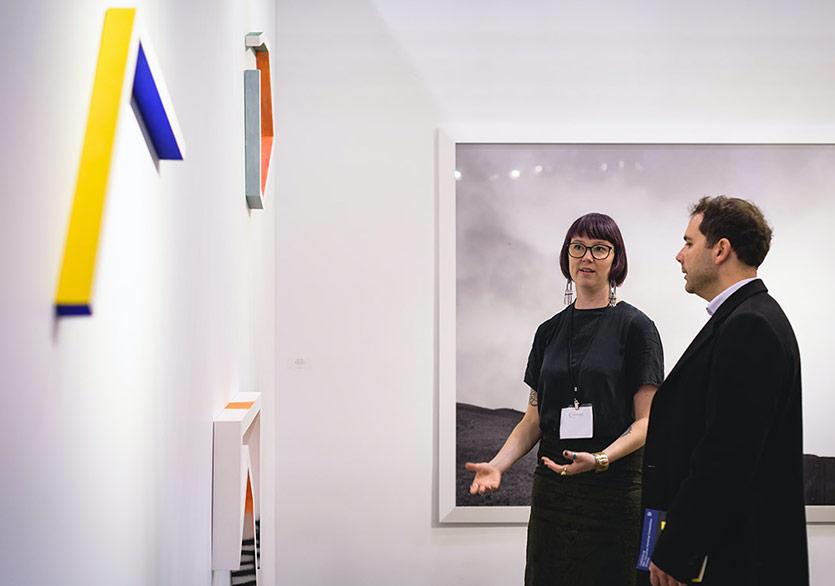 Kanada'da Art Toronto Rüzgârı Esecek