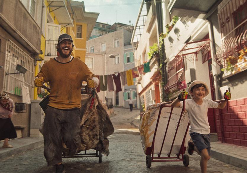 """""""Kağıttan Hayatlar"""" Filminin Fragmanı Yayımlandı"""