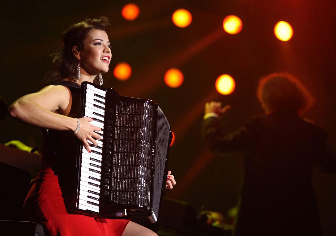 Ksenija Sidorova 19 Nisan'da Türkiye'de!