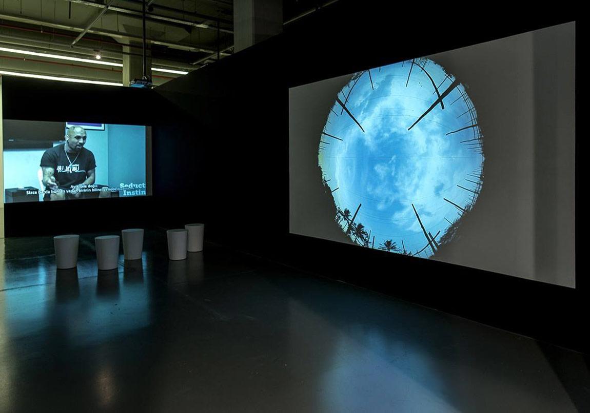 Zeyno Pekünlü'nün Filmleri İstanbul Modern'de