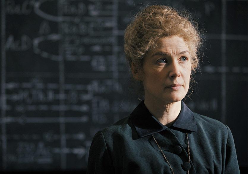 """Marie Curie Biyografisi """"Radioactive""""ten İlk Fragman Paylaşıldı"""